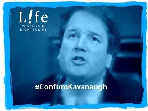 Confirm Judge Kavanaugh