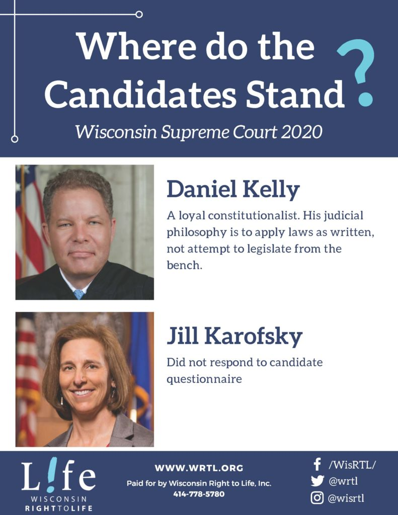 Compare the candidates for State Supreme Court